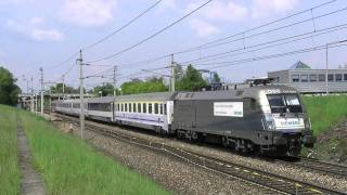 preview picture of video '[HD] 1116 038 Siemens mit EC 103 (Perchtoldsdorf)'