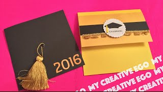 Easy To Make Graduation Card