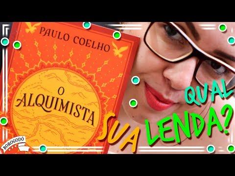 O Alquimista (Paulo Coelho) | Resenha | por Borogodó
