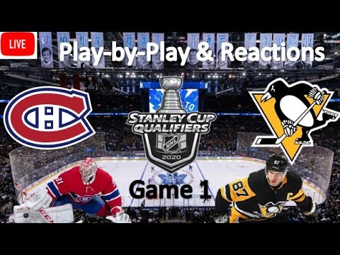 2020 NHL Playoffs Qualifying Round | Pittsburgh Penguins vs. Montreal Canadiens Series Preview