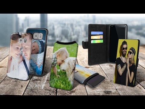 PhotoFancy - Handyhülle mit eigenem Foto selbst gestalten