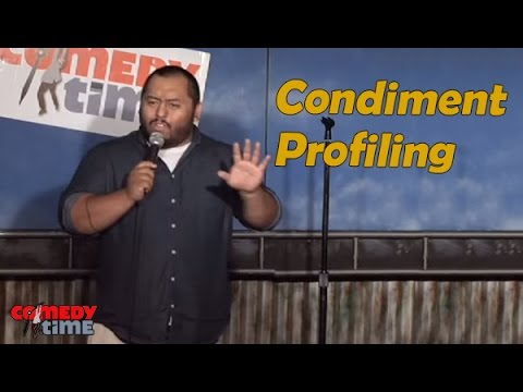 Comedy Time - Condiment Profiling (Stand Up Comedy)
