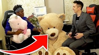 TEDDY BEAR PRANK ON SIDEMEN!