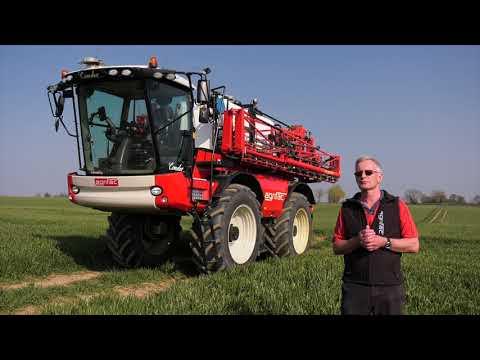 Agrifac Condor IV testimonial