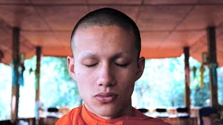 The Daily Life of a Monk Documentary (Routine of a Buddhist Monk in Thailand)