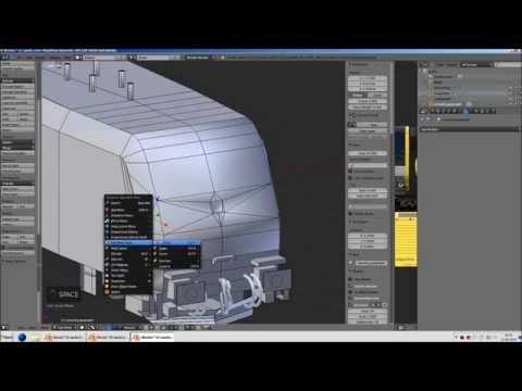 Blender für Zusianer (12): Objekte importieren, weitere Modellier-Tools