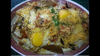 Sindhi Beef Biryani Recipe by hamida dehlvi