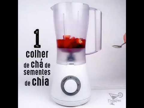 sucos vermelhos
