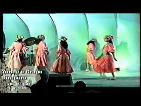 Vídeos Antigos de Juquitiba Vida de Artista - Yara e Grupo Uirapuru