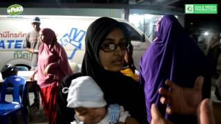 preview picture of video 'Kembara Jelajah Niaga-Agihan Bantuan pada pelarian di Bangkok-EP04'