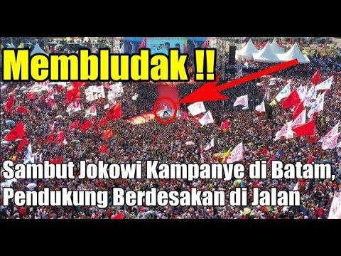 Kampanye Jokowi di Batam, berita terbaru hari ini-baru 7 april 2019