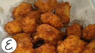 Emeril's Cheddar Hush Puppies - Let's Kick it Up a Notch! - Emeril Lagasse