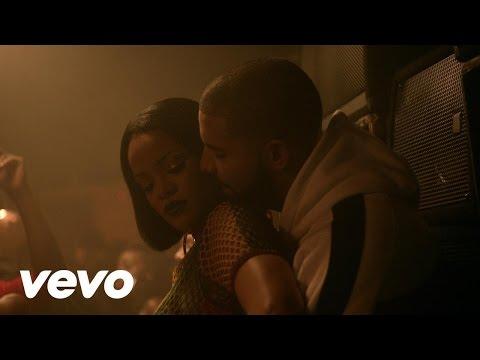 Rihanna - Work Explicit ft. Drake Lyrics Video