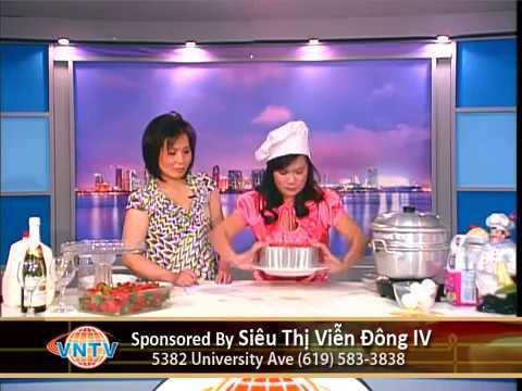 Hướng Dẫn Cách Làm Kem Flan Cool Trên VNTV Cooking Show