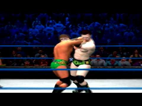 WWE '12 My Universe - Smackdown Week 11- A Goliath Victory