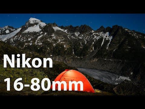 Testbericht Nikon AF-S DX 16-80 mm Objektiv - Review