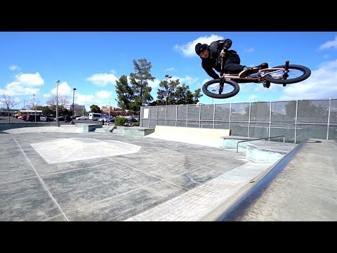 FINDING THE BEST SKATEPARK IN A SMALL TOWN