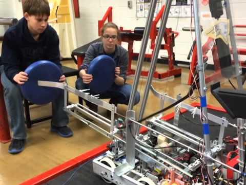 Robot Reveal: Zenith