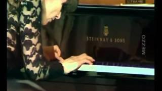 THE GREAT PIANIST ELISSO BOLKVADZE PLAYS BEETHOVEN SONATA I ON MEZZO TV