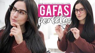 Cómo elegir tus gafas perfectas | Tipos de rostro, tendencias, tips y trucos