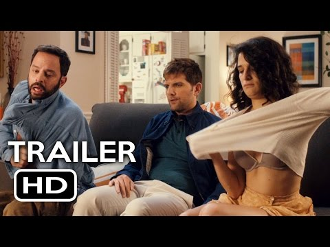 My Blind Brother Official Trailer #1 (2016) Adam Scott Comedy Movie HD