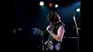 ROCK & ROLL REBELS live John Kay & Steppenwolf 1989