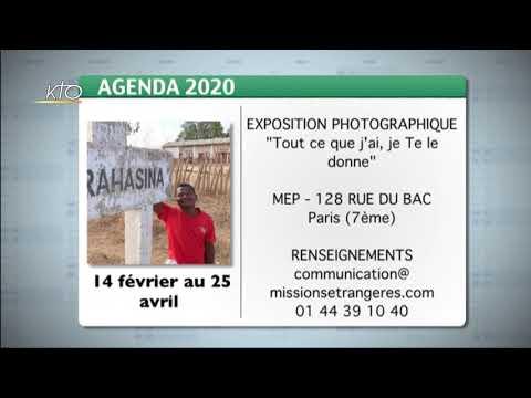 Agenda du 7 février 2020