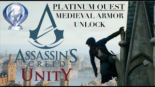 Assassin's Creed Unity Medieval Armor Unlock