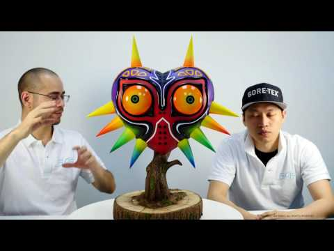 Majora's Mask Kicks Off First 4 Figures' Life-Size Replica Line
