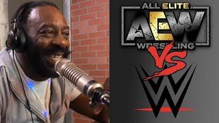 Booker T Talks Likelihood Of WWE Purchasing AEW