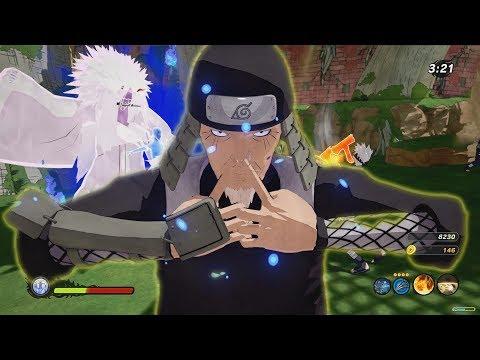 Naruto to Boruto Shinobi Striker Walkthrough - PC - Jiraiya