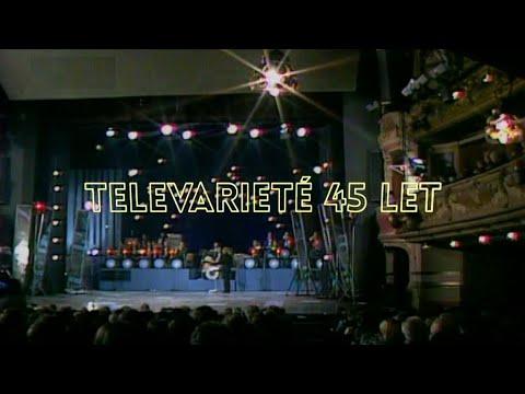 Televarieté 45 let (TV pořad) ◎ Komedie (Česko, 2015)