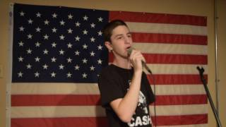 """Trent Hoesli sings a Faron Young Hit, """"Hello Walls"""""""