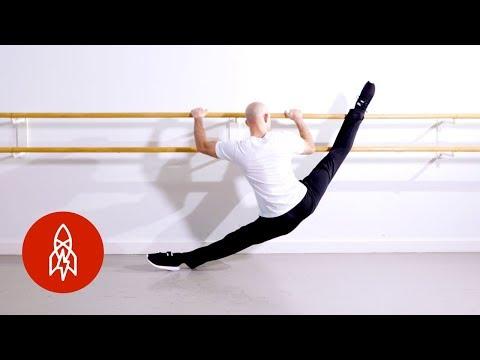 The Black Belt Ballet Dancer