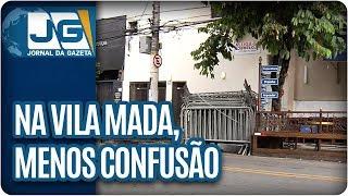 Operação Limpeza Carnaval na Vila Madalena 2018