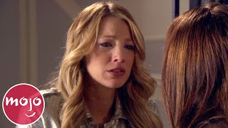 Top 10 Most Shocking Gossip Girl Moments