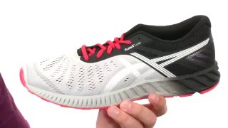 Asics Fuzex Lyte Men's Running Shoe video