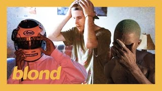 Frank Ocean - Blonde (FIRST REACTION/REVIEW)