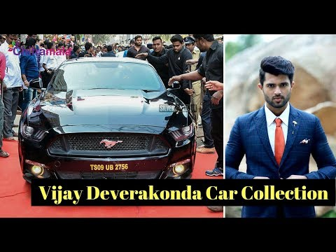Vijay Deverakonda Car Collection | Rs 1 Crore Car | Tollywood | Celebrity Cars | Chitramala