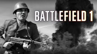 BATTLEFIELD 1 IN REAL LIFE!