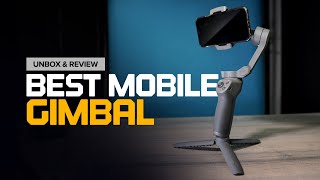 DJI Osmo Mobile 3 Foldable Phone Gimbal - Unboxing and Review
