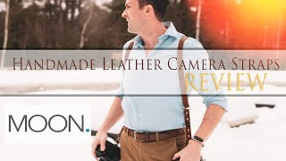 Moon Leather Dual Camera Strap Review   4K