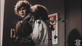 Evan Peters | Criminal Minds | Milk N Cookies & Tag Youre It