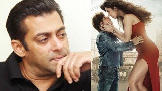 Salman Khan Reaction On ZERO Trailer ft SRK, Katrina Kaif And Anushka Sharma
