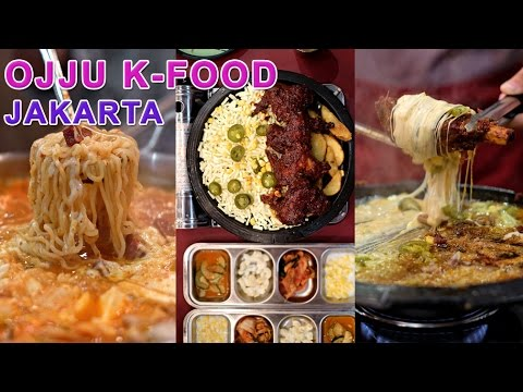 Video OJJU K-FOOD Kota Kasablanka Mall, Jakarta - ANAKJAJAN.COM