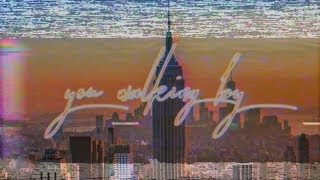Felix Cartal - Walking By (feat. Iselin) [Lyric Video]