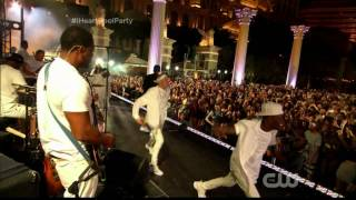 Chris Brown - Forever (iHeartRadio Pool Party 2015)