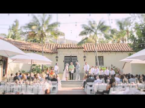 Descanso Beach Club Weddings