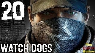Прохождение Watch Dogs [HD|PC] - Часть 20 (Пора покончить с этим панком)
