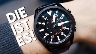Samsung Galaxy Watch 3: Die beste Smartwatch für Android? - Test